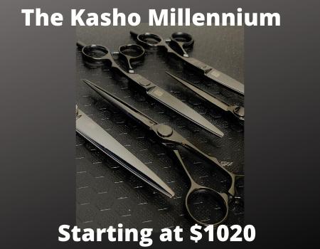 kasho millennium shears