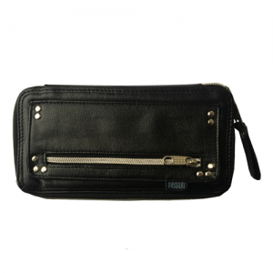 8 Shear professional Leather Case