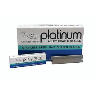 nikky platinum razor blades